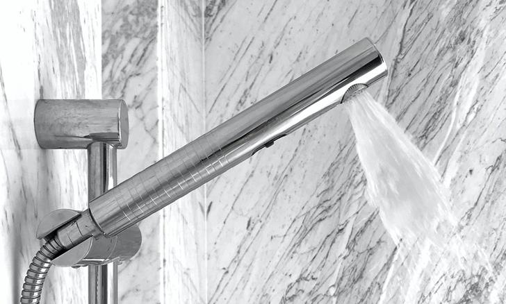 New Shower - shower repair