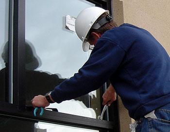Glass repair plumber amsterdam